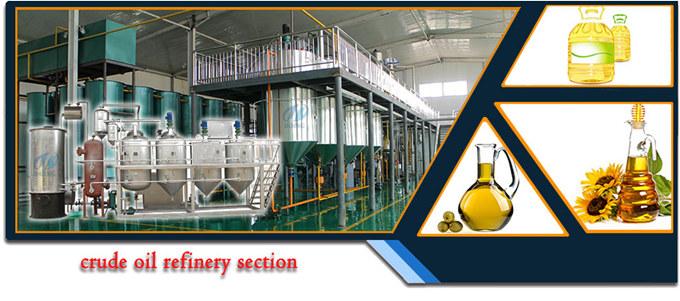 оборудование для рафинации подсолнечного масла